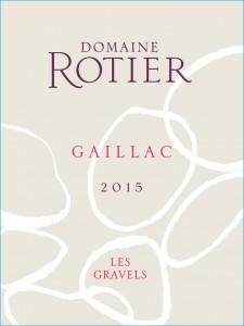 Les Gravels rose 2015