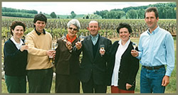 The family in 1997