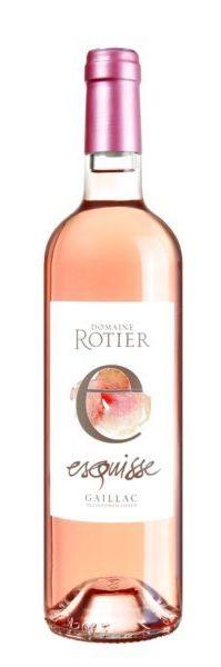 Esquisse rosé 2019